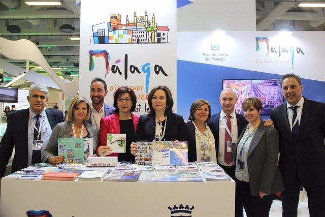 Málaga.- Turismo.- Málaga fortalece en ITB su posición como uno de los principal