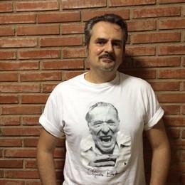 El escritor y editor Luis Sánchez Martín recita este lunes en El Sur en los 'Lun