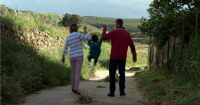 Un documental sobre el Programa de Acogimiento del IASS opta a cuatro premios Si