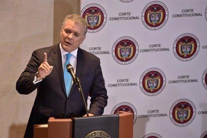Duque rechaza varios artículos de una ley clave para la implementación del acuerdo de paz con las FARC