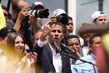 Guaidó pide ayuda a Alemania tras apagón en Venezuela