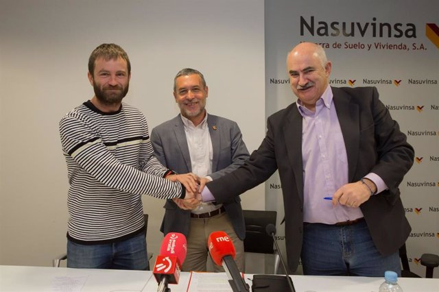 El Gobierno de Navarra y el Ayuntamiento de Estella rehabilitarán el edificio de