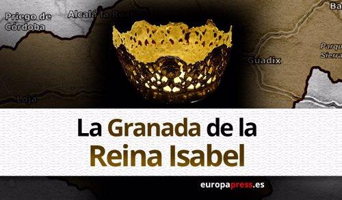 Descubre Granada con los ojos de Isabel la Católica