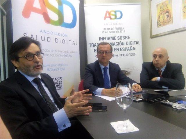 """La transformación digital de la salud en España está """"prácticamente concluida"""","""