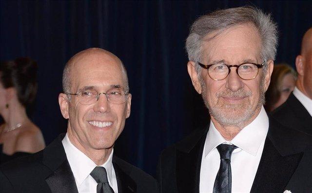 """Jeffrey Katzenberg defiende que Spielberg no quiere vetar a Netflix: """"No dijo es"""