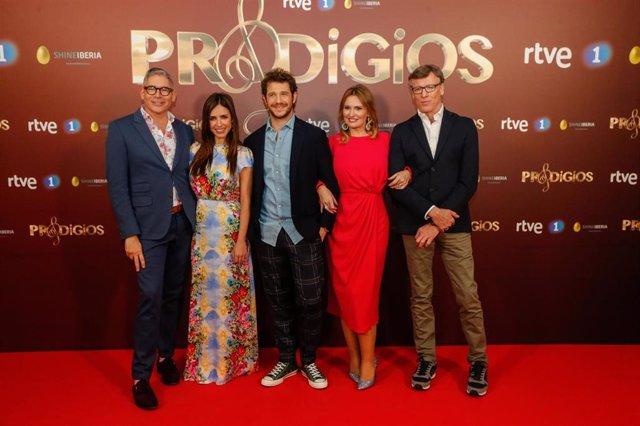"""Boris Izaguirre presenta en La 1 'Prodigios': """"Este programa es 'Despacito' a ri"""