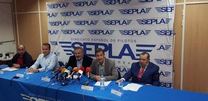Los pilotos de Air Europa piden a la aerolínea que suspenda sus vuelos a Venezuela por seguridad