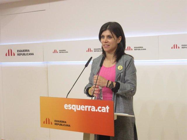 """ERC diu que la candidatura de Puigdemont a Europa és """"una bona notícia"""""""