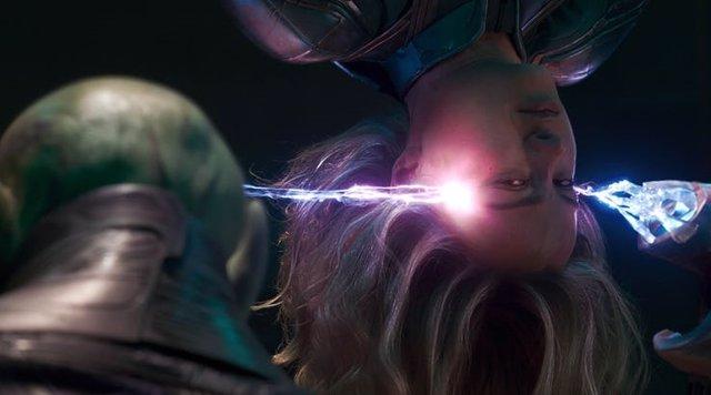 Marvel explica el presunto el agujero de guion de Capitana Marvel