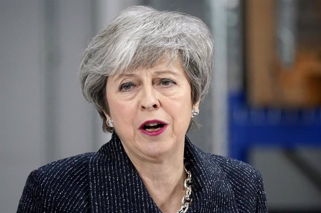 Theresa May visits Grimsby for key Brexit speech