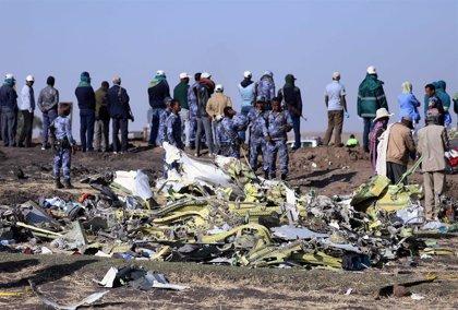 Una mexicana entre las 157 víctimas mortales del avión estrellado en Etiopía