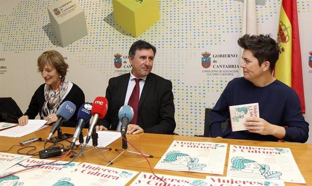 El programa 'Mujer y Cultura' ofrece 30 propuestas durante dos meses para dar vi