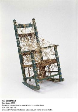Phelps de Cisneros dona otras 45 obras al Museo Reina Sofía