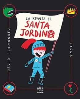 David Fernández i Lyona reinventen la llegenda de Sant Jordi en un àlbum il·lust