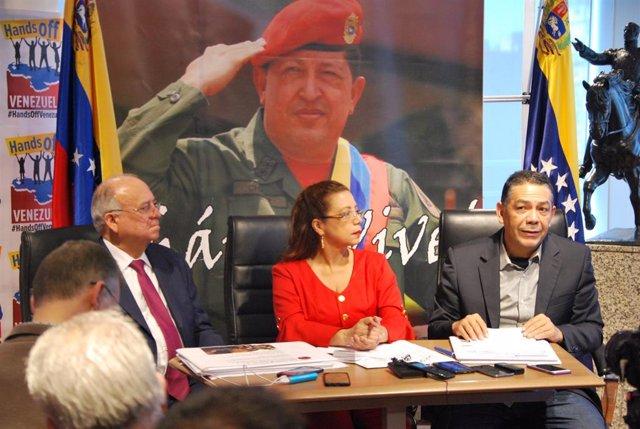 """Venezuela.- Venezuela recalca que """"hay un Estado a cargo de la situación"""" tras l"""