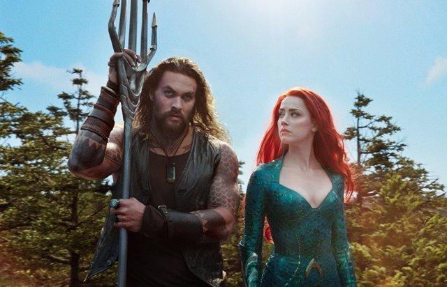 ¿Estarán Aquaman Y Mera En La Fosa, El Spin-Off Que Prepara James Wan?