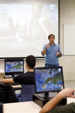 La UPNA se suma al proyecto 'The Good Gamer', que apuesta por la transmisión de