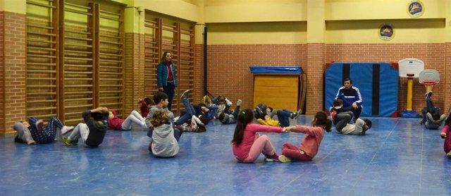 Sevilla.- La US desarrolla un programa basado en el judo para disminuir la grave