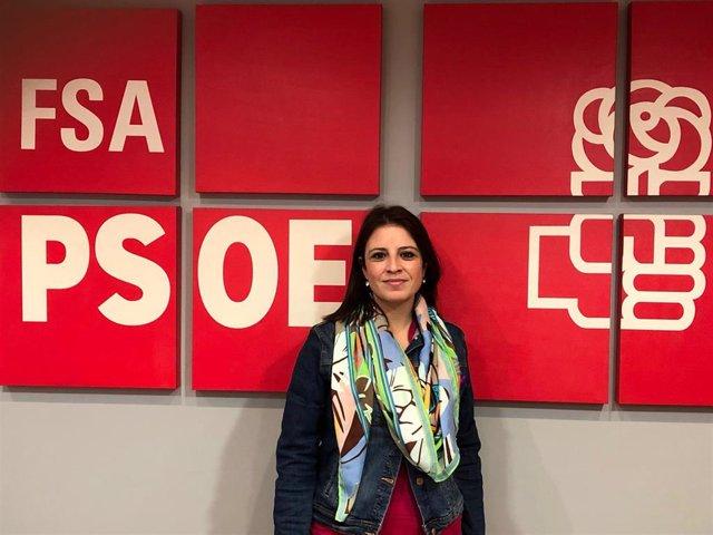 Adriana Lastra recuerda que el PSOE es el único partido que ha apostado claramen