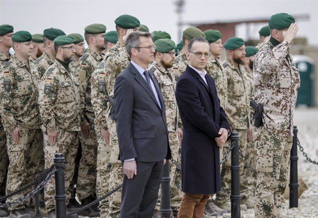 German Foreign Minister visits Afghanistan