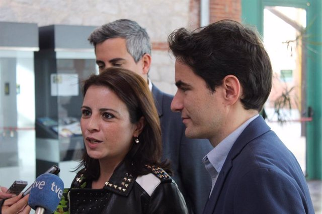 """Lastra (PSOE): Este 8M se ha demostrado que """"ya no se puede hacer nada sin nosot"""