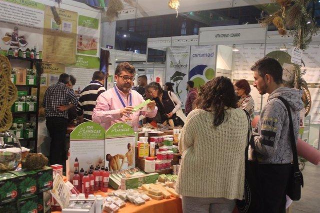 Málaga.-Natura Málaga acogerá por primera vez una exposición de bonsáis que acer