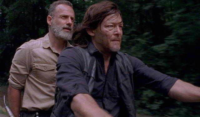 The Walking Dead adelanta cómo volverá Rick