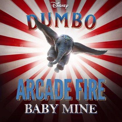 Arcade Fire presenta Baby mine, canción del remake de Dumbo dirigido por Tim Burton