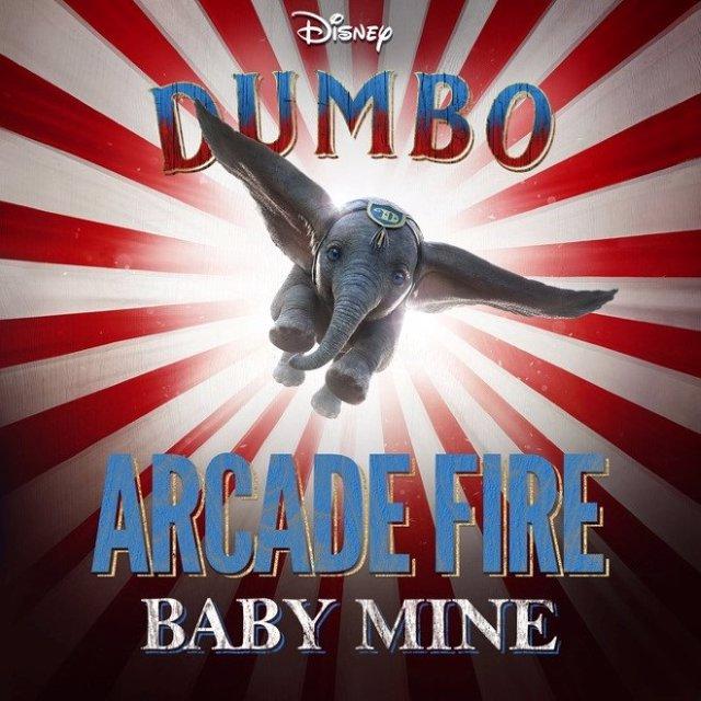 Arcade Fire presenta Baby mine, canción del remake de Dumbo dirigido por Tim Bur