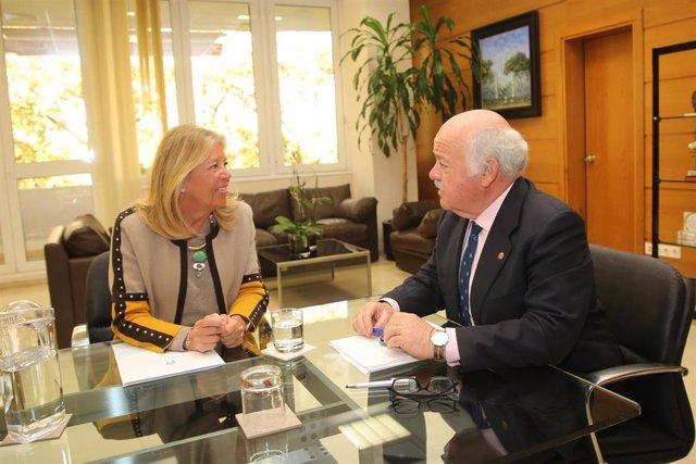 Málaga.- Marbella y Junta establecen un calendario de reuniones para desbloquear
