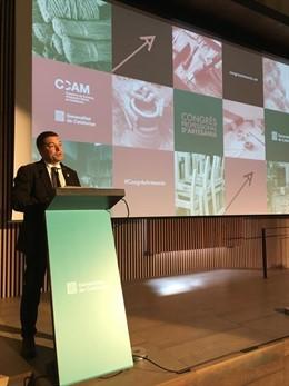 La Generalitat fomentarà el relleu generacional en l'artesania amb el Programa