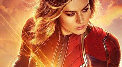 Filtrado el traje de Capitana Marvel en Vengadores: Endgame
