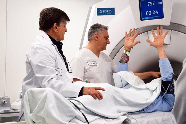 Empresas.- ASCIRES incorpora en Valencia el tratamiento con ultrasonidos contra