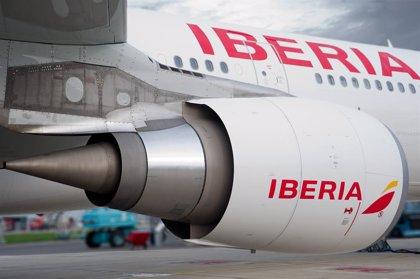 Iberia cancela también el vuelo a Caracas de mañana martes por el apagón en Venezuela