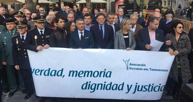 """El delegado de la AVT en la Comunitat considera el 11M un """"caso abierto"""": """"Hay c"""