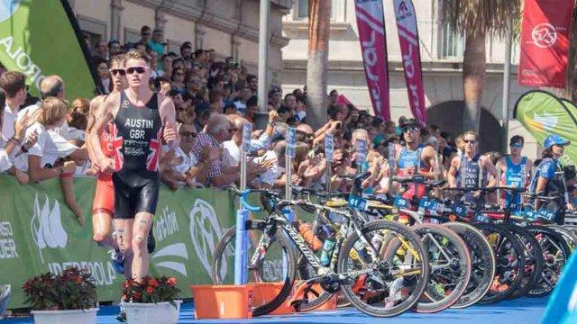 Huelva.- Deportistas de 35 países competirán en la Copa de Europa y el Campeonat