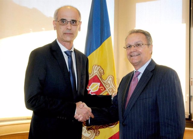 España y Andorra colaborarán en la organización de la XXVII Cumbre Iberoamerican