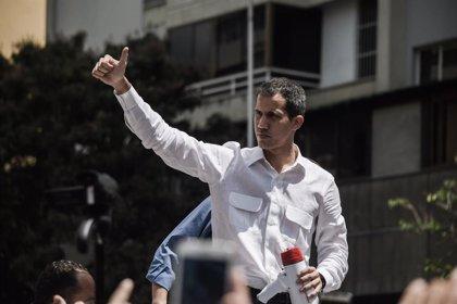 Guaidó convoca una nueva manifestación para el martes contra el apagón en Venezuela