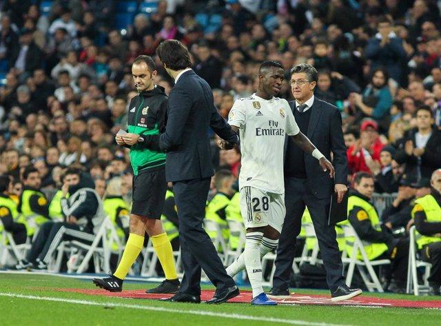 Soccer: Copa del Rey - Real Madrid v Melilla