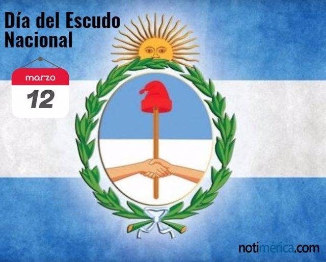 12 De Marzo: Día Del Escudo Nacional De Argentina, ¿Por Qué Se Celebra Hoy?