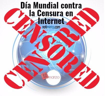12 de marzo: Día Mundial contra la Censura en Internet, ¿qué motivó la celebración de esta efeméride?