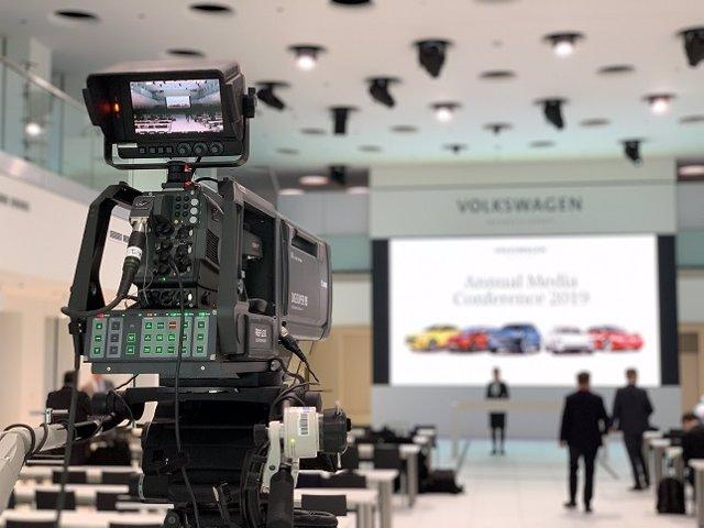 Economía/Motor.- Volkswagen eleva un 5,8% su beneficio en 2018 pese al impacto d