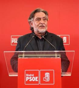 Pepu Hernández gana las primarias del PSOE al Ayuntamiento de Madrid