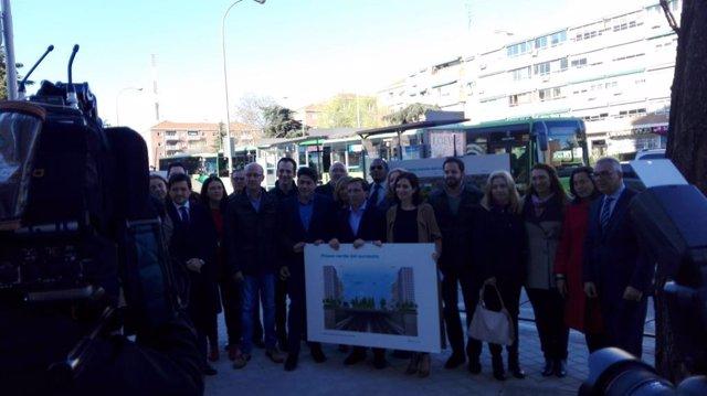 """Díaz Ayuso tacha de """"cutre"""" y """"triste"""" la gestión de PSOE y Podemos en los munic"""