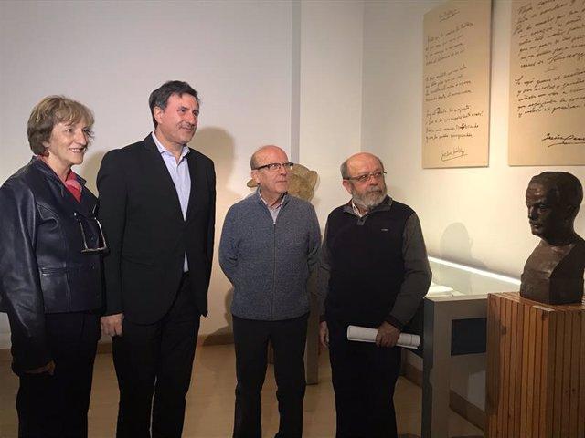 La Biblioteca Central recuerda el legado de Piti Cantalapiedra con una muestra d