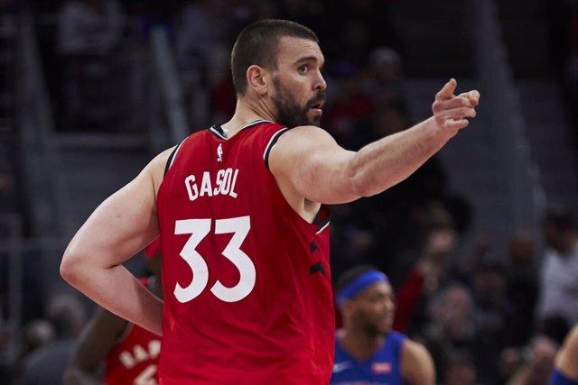 Baloncesto/NBA.- Los Cavaliers sorprenden a los Raptors de un Marc Gasol titular