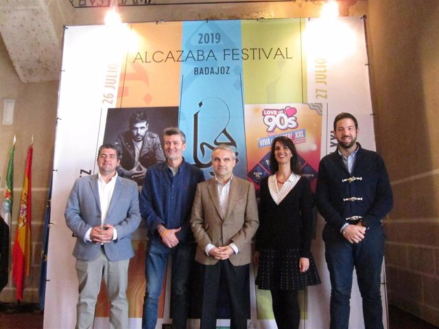 [Grupoextremadura] Foto Del Alcazaba Festival