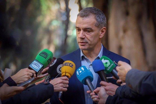 """Cantó afirma que no podrá haber un acuerdo con el PSPV porque """"tiene lo peor del"""