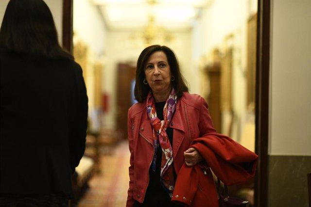 Comisión de control de los créditos destinados a gastos reservados en el Congres