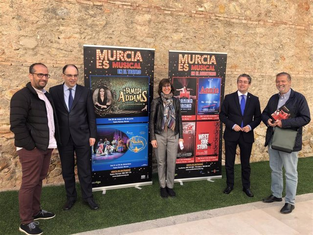 Llegan a Murcia los musicales de 'La familia Addams' y 'West Side Story' y en Na